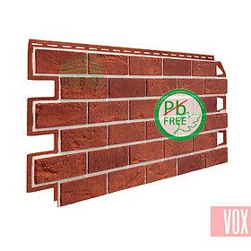 Фасадная панель VOX Solid Brick Dorset (терракотовый кирпич)
