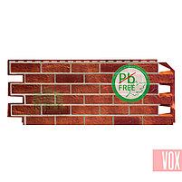 Фасадная панель VOX Solid Brick Dorset (терракотовый кирпич), фото 2