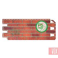 Фасадная панель VOX Solid Brick Bristol (красный кирпич), фото 2