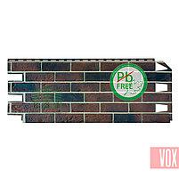 Фасадная панель VOX Solid Brick York (коричневый кирпич), фото 2