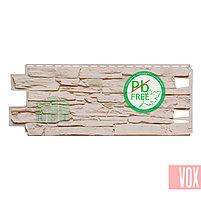 Фасадная панель VOX Solid Stone Liguria (ванильный камень), фото 2