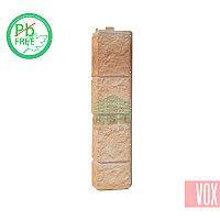 Наружный угол VOX Sandstone Cream (кремовый)