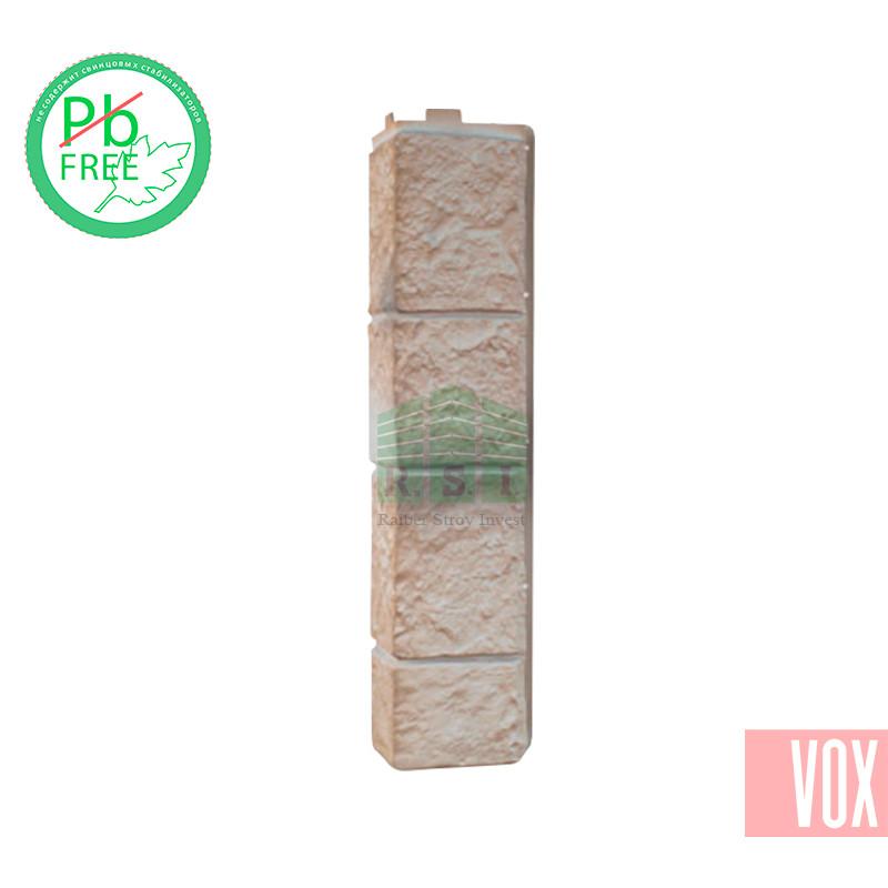 Наружный угол VOX Sandstone Beige (бежевый)