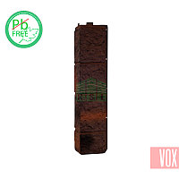 Наружный угол VOX Sandstone Dark Brown (темно-коричневый)