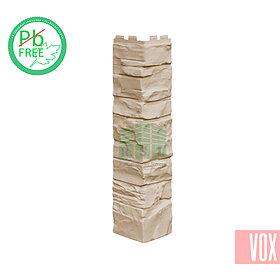 Наружный угол VOX Solid Stone Liguria (ванильный камень)