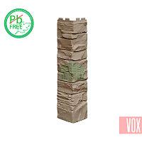 Наружный угол VOX Solid Stone Calabria (глиняный камень)