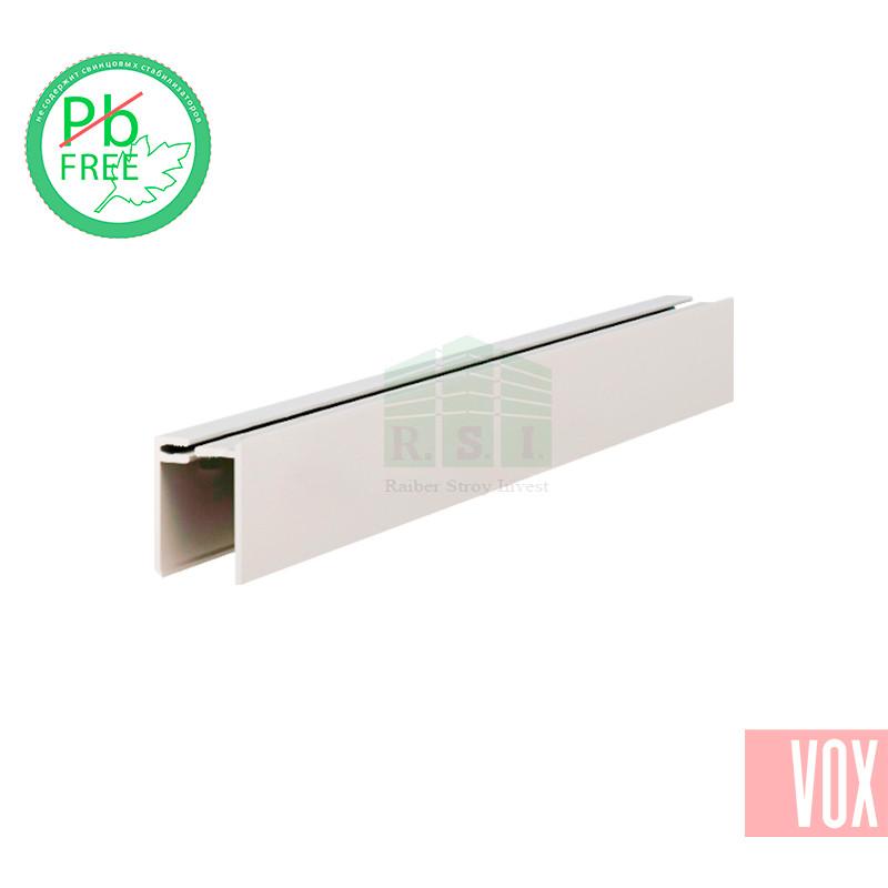 Финишная (маскирующая) планка VOX Solid Brick & Solid Stone (светлая)