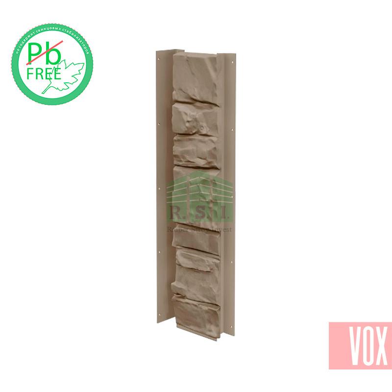 Внутренний угол (универсальная планка) VOX Solid Stone Calabria (глиняный камень)
