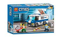 Конструктор Bela City «Ограбление инкассаторской машины» арт.10654 (Аналог LEGO City 60142)