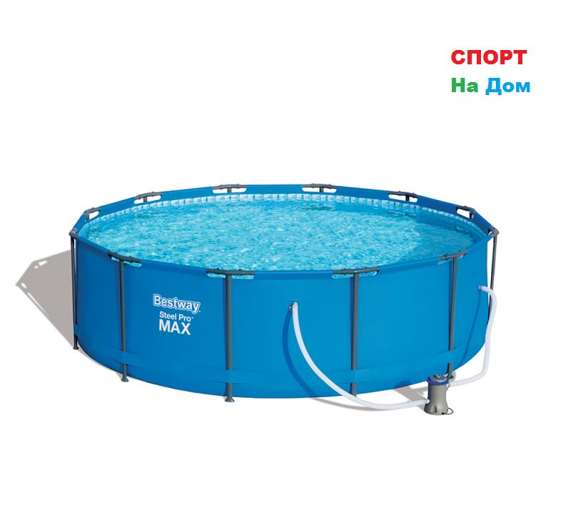 Каркасный бассейн BestWay 14415 (305*100 см, 6148 литров)