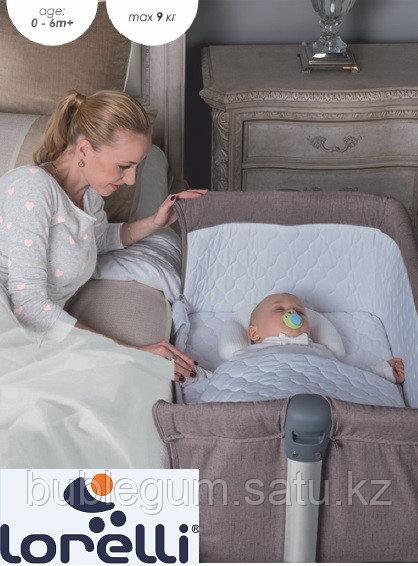 Манеж - кровать Lorelli SLEEP'N'CARE