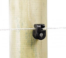 Изолятор для электропастуха под гвоздь