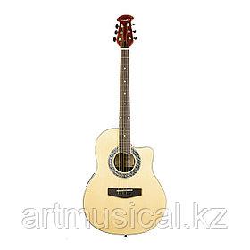 Электро-акустическая гитара ADAGIO MDR-4119 СE NT