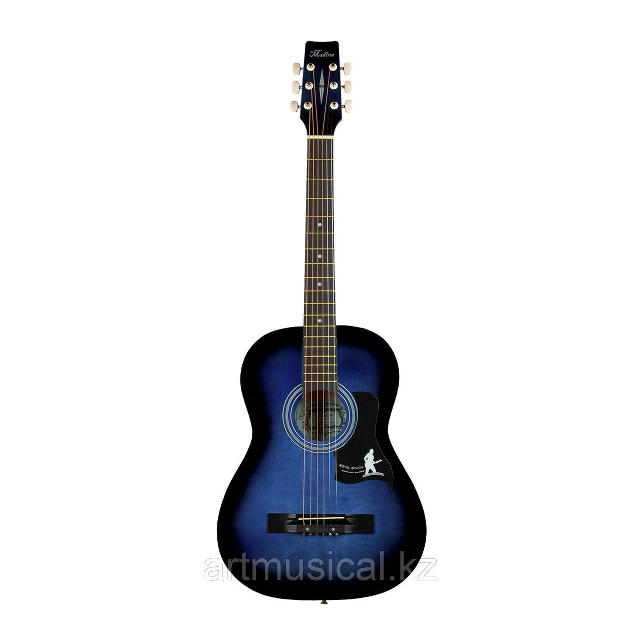 Гитара Ronny WOOD 38BLS