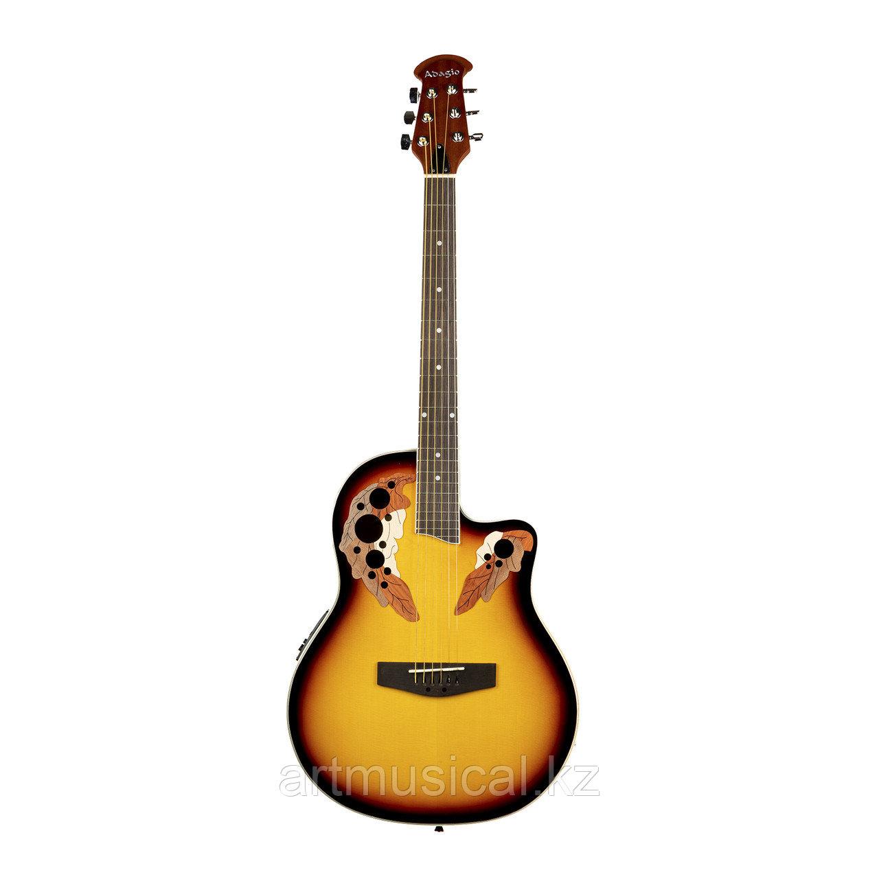 Гитара ADAGIO MDR-4120 CE SB