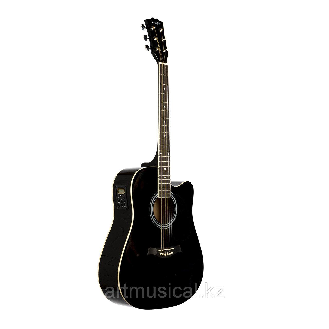 Гитара ADAGIO 4171CE BK