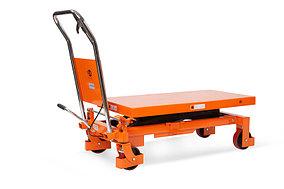Подъемный стол TOR WP 1000 гидравлический