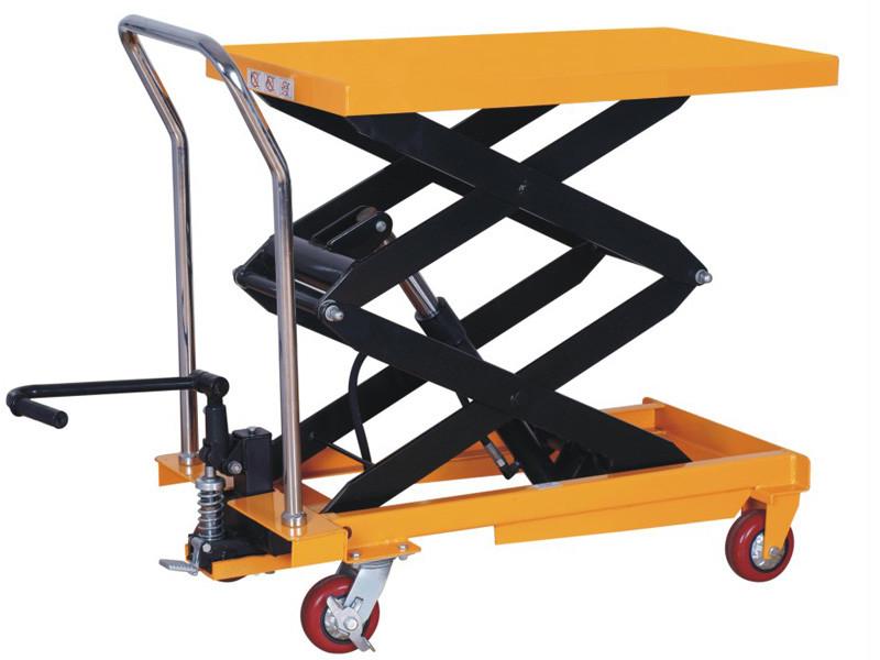 Стол подъемный гидравлический TOR PTS 800