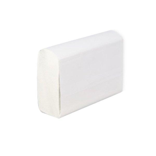 Полотенца Z укладки, 1сл, цв. белый, 250 шт