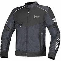Куртка текстильная AIRFLOW черная, XL