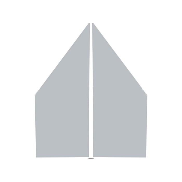 Стекло ветровое для катера, комплект, 50-20-6173, катер Салют 480