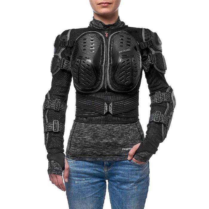 Женская черепаха MOTEQ Elastika чёрный, S