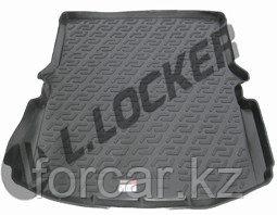 Коврик в багажник Ford Explorer V (10-) (полимерный) L.Locker, фото 2