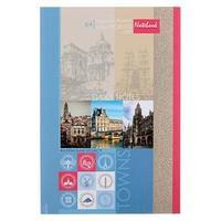 Записная книжка А4, 64 листа 'Архитектурное наследие', твёрдая обложка, глянцевая ламинация