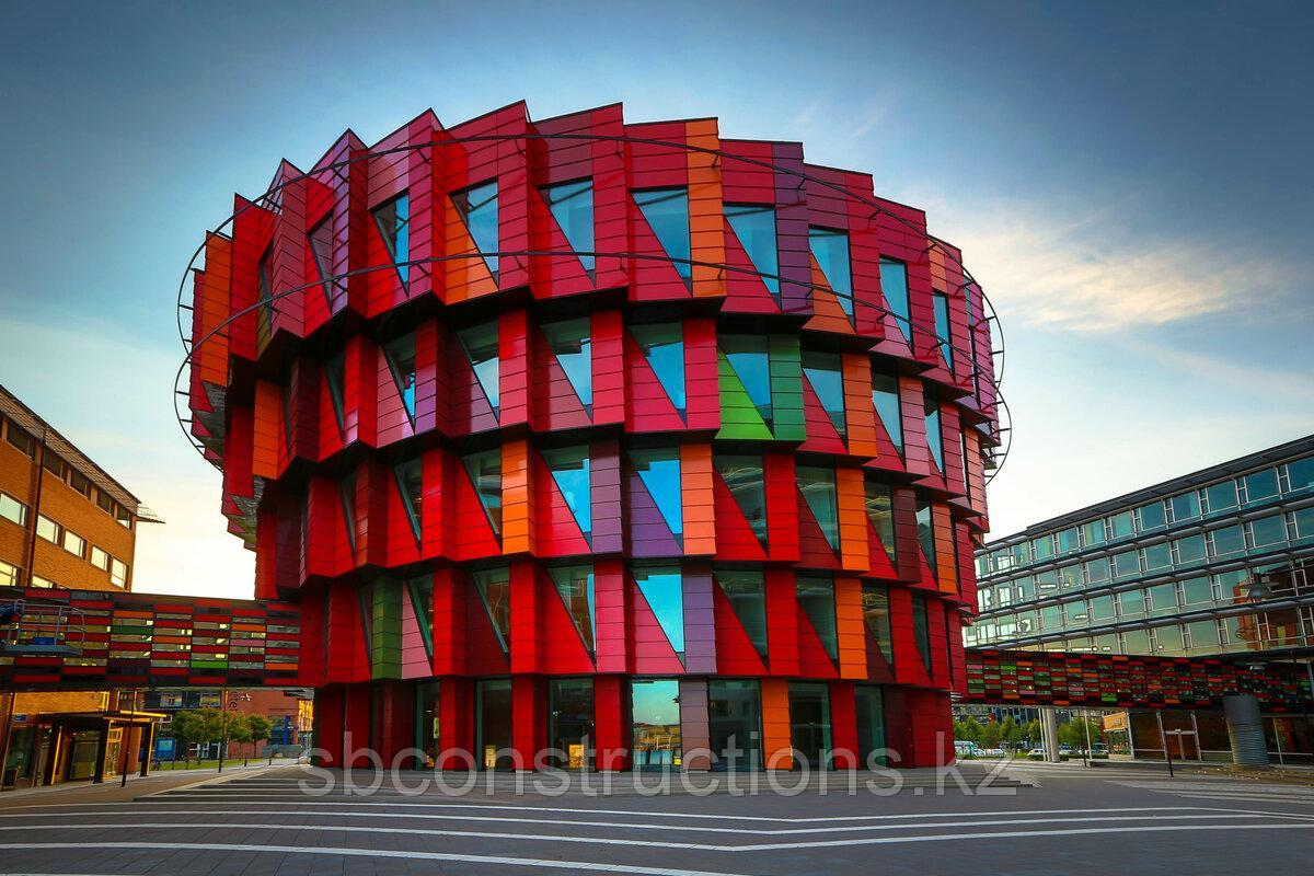 Архитектурные, инженерные проекты и архитектурный дизайн