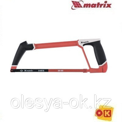 Ножовка по металлу, 300 мм, MATRIX. 77559