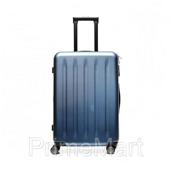 """Чемодан, Xiaomi, Mi Trolley 90 Points Suitcase (Danube luggage) 24"""", 5 вместительных отделений, Изностостойкий"""