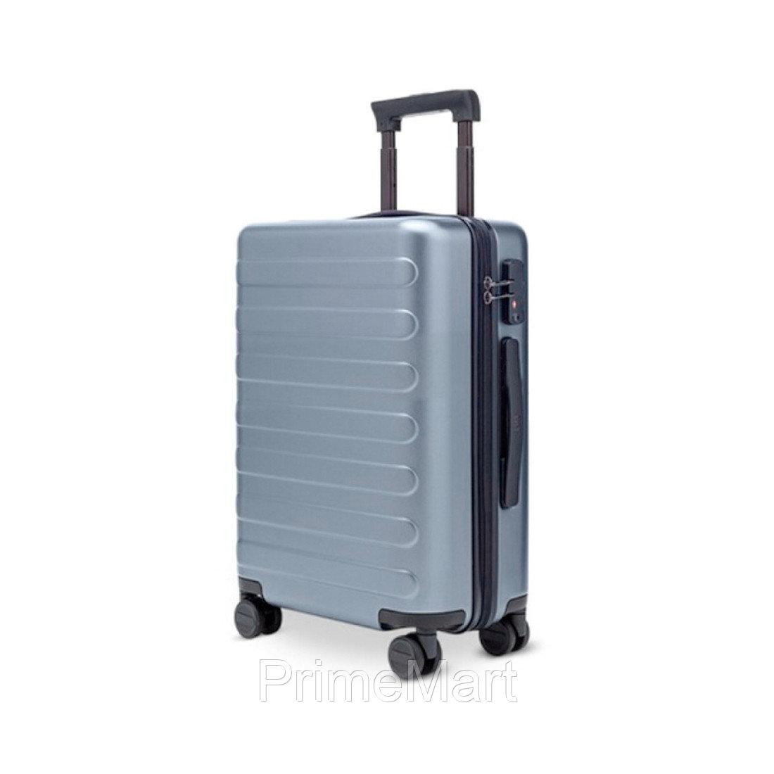 """Чемодан, Xiaomi, 90 Points Seven Bar Suitcase 20"""", Светло-Синий"""