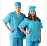 Медицинская одежда в Алматы