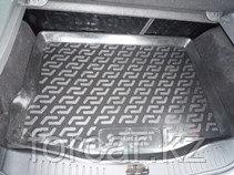 Коврик в багажник Ford Focus II hatchback (05-) (полимерный) L.Locker, фото 2