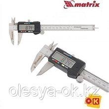 Штангенциркуль 150 мм, электронный. MATRIX. 31611