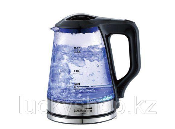 Электрический чайник DAUSCHER DKT-2000LX, фото 2