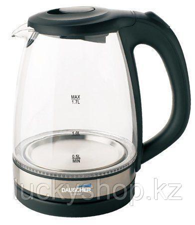 Электрический чайник DAUSCHER DKT-1750GL, фото 2