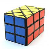 Кубик diansheng Magic Brick черный наклейки, Diansheng, фото 4