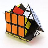 Кубик diansheng Magic Brick черный наклейки, Diansheng, фото 6