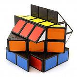 Кубик diansheng Magic Brick черный наклейки, Diansheng, фото 5