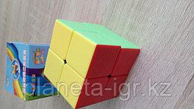 Кубик-головоломка  shengshou 2x2 Rainbow color