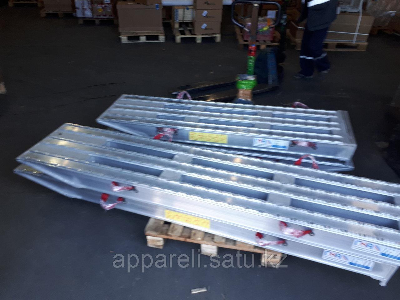 Аппарели для спецтехники 32-45 тонн