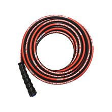 Профессиональный шланг для чистки труб и промывки канализации, 10 м.