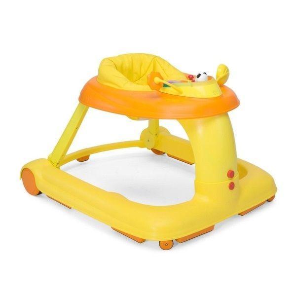 Ходунки Chicco 123 Baby Walker Orange