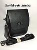 Маленькая сумочка через плечо CTR BAGS.Высота 17 см, ширина 15 см, глубина 6 см.