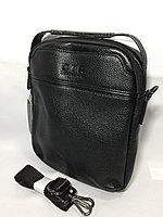 Мужская деловая сумка-планшетка CTR BAGS. Высота 26 см,ширина 22 см,глубина 5 см., фото 1