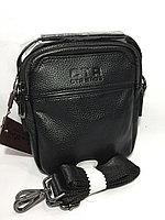 Мужская деловая сумка-барсетка CTR BAGS.Высота 21 см, ширина 18 см,глубина 5 см., фото 1