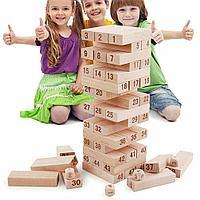 Настольная игра «Дженга» (падающая башня)