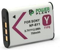Aккумулятор для Sony NP-BY1 (PowerPlant) 750mAh, фото 1