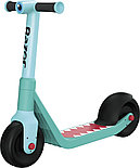 Устойчивый двухколёсный самокат для детей Wild Ones Зелёный синий розовый, фото 3